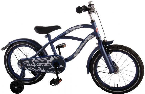 Image of   Børnecykel Blue Cruiser 16 tommer - Børnecykel 616136