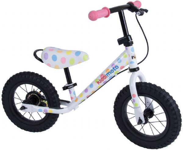 Image of   Kiddimoto Junior Max Super Dotty - Løbecykel 724989