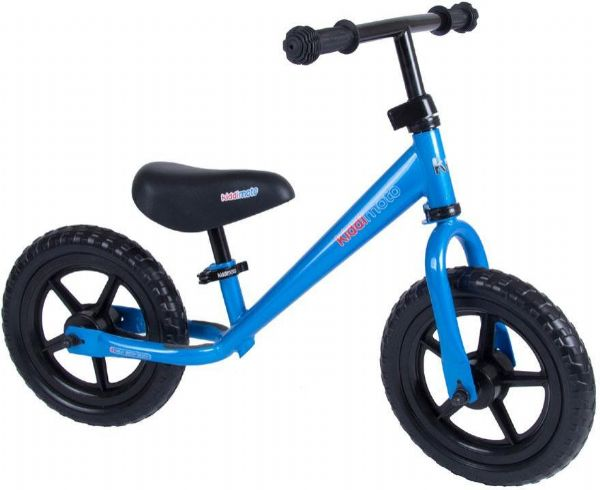 Image of   Kiddimoto Super Junior Blå - Løbecykel 725801