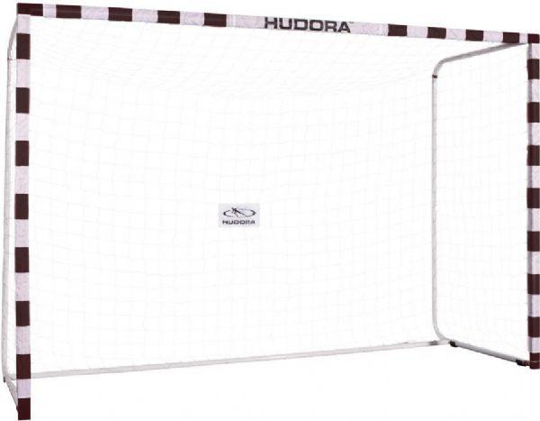 Image of   Hudora Stadium Fodboldmål - 300x200 cm - Fodboldmål 769072