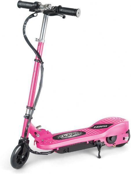 Image of California elektrisk Løbehjul pink 15 km - California El Scooter 83159 (09-831590)