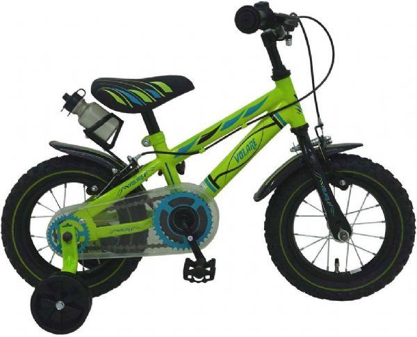 Image of   Børnecykel Electric Green 12 tommer - Børnecykel 993916