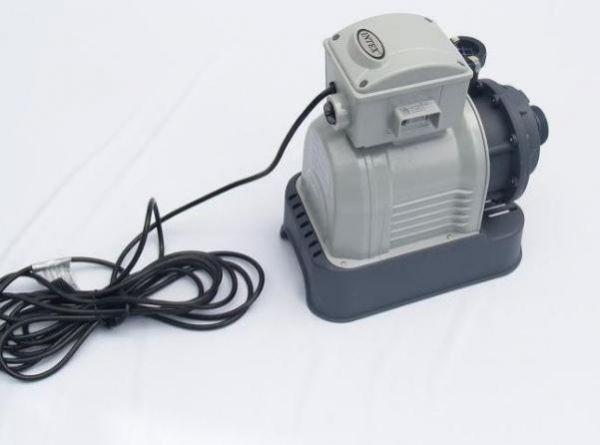 Image of Intex pumpemotor del 12492 - Intex reservedele 12492 (101-012492)