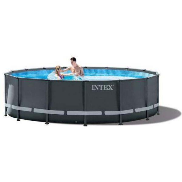 intex pool Pool ultra xtr frame 19.156l 488x122 cm - intex pool og badeudstyr 26326np på eurotoys
