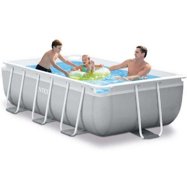 intex pool Pool prism frame 3.539l 300x175x80 cm - intex pool og badeudstyr 26784np på eurotoys
