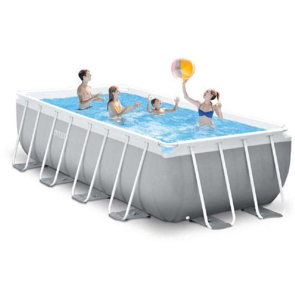 intex pool Pool prism frame 10.874l 488x244x107 cm - intex pool og badeudstyr 26792np på eurotoys