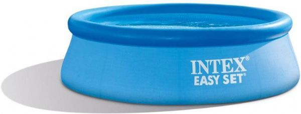 Image of   Pool Easy Set 2.419 Ltr. 244x76 cm - Intex Svømmebasin 28110NP