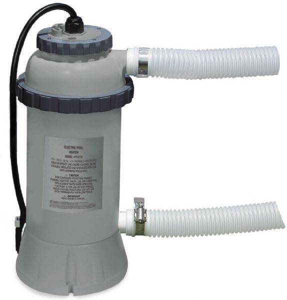 Image of   Elektrisk Pool opvarmer - Intex Pool Heater varmepumpe 28684