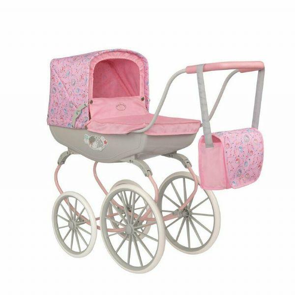 Image of   Baby Annabell Barnevogn - Baby annabell dukkevogn 423625