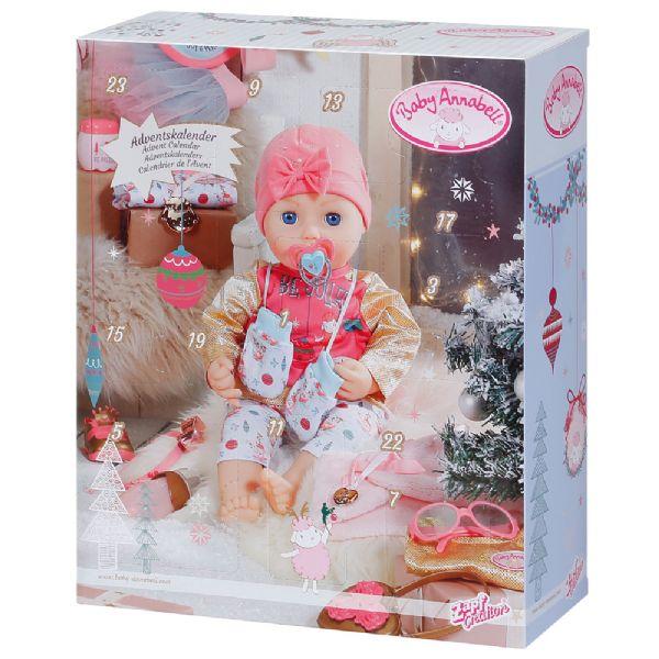 Baby Annabell julekalender - Baby Annabell jul 703366