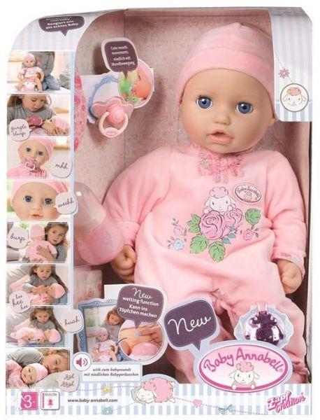 Image of   Baby Annabell Dukke - Baby Annabelle Dukker 794401