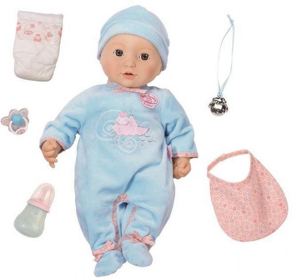 Image of   Baby Annabell Bror Dukke - Baby Annabelle Dukker 794654