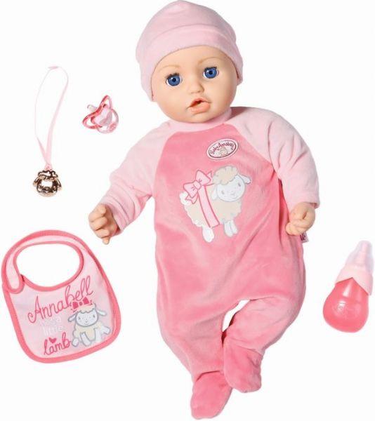 Image of Baby Annabell Dukke 43 cm - Baby annabell dukker 794999 (118-794999)