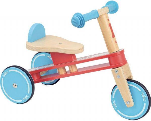 vilac – Vilac trehjulet cykel i træ - vilac køretøj 1007 fra eurotoys