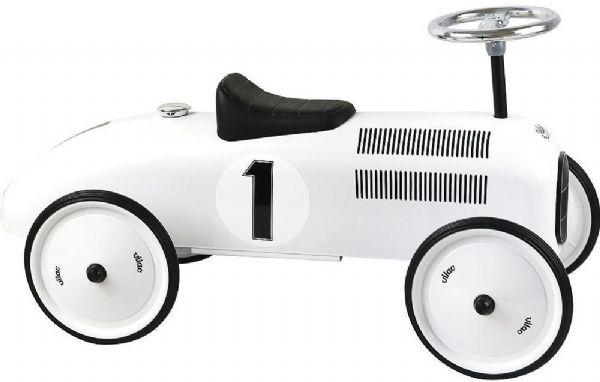 Image of   Vilac Gåbil Vintage Hvid - Vilac Gåbiler 1118