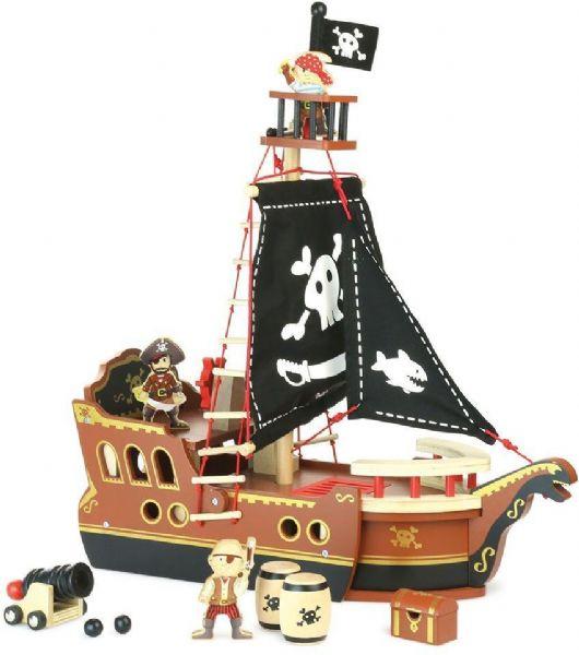 vilac – Mit første piratskib - vilac pirat 6600 fra eurotoys