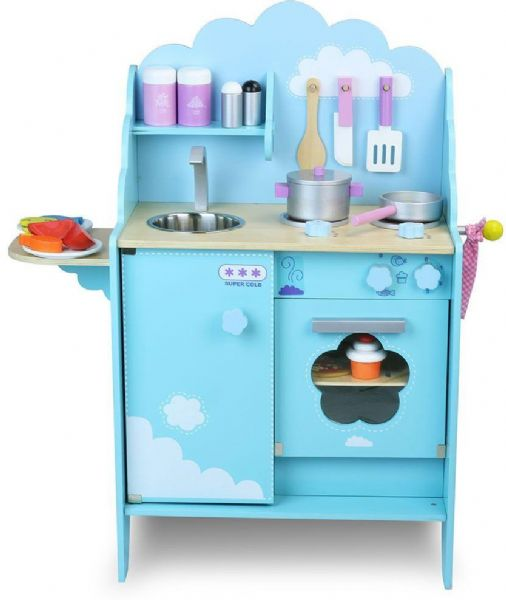 vilac Køkken - blå himmel - vilac legekøkken 8107 fra eurotoys