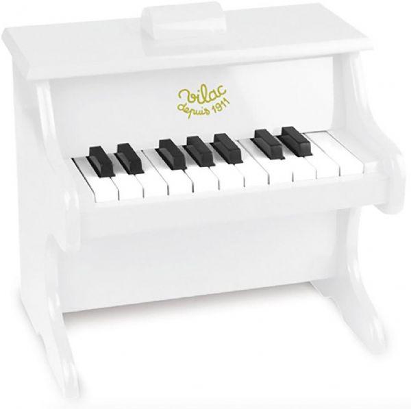 Vilac klaver hvid - piano 50832 fra vilac på eurotoys