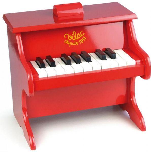 vilac Rødt klaver/piano - vilac piano 083173 på eurotoys