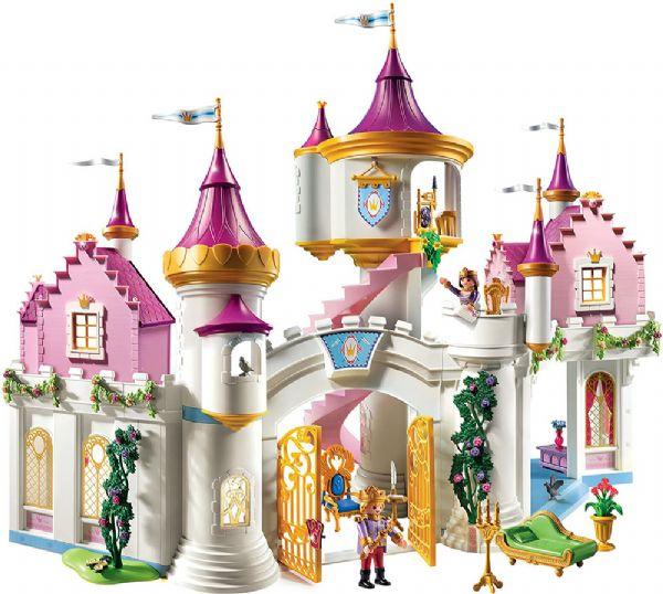 Image of   Fabelagtigt prinsesseslot - Playmobil 6848