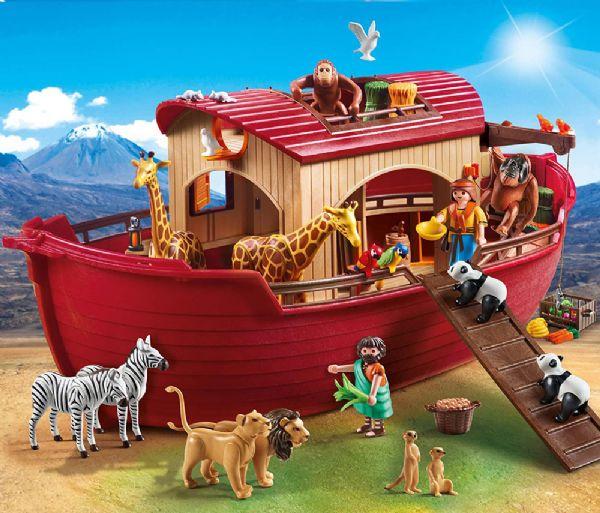 Image of Noahs Ark - Playmobil Wild Life 9373 (13-009373)
