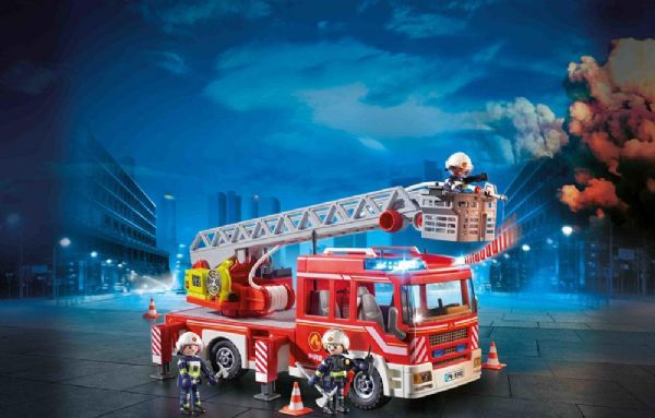 Image of Stigeendhed - Playmobil City Action 9463 (13-009463)