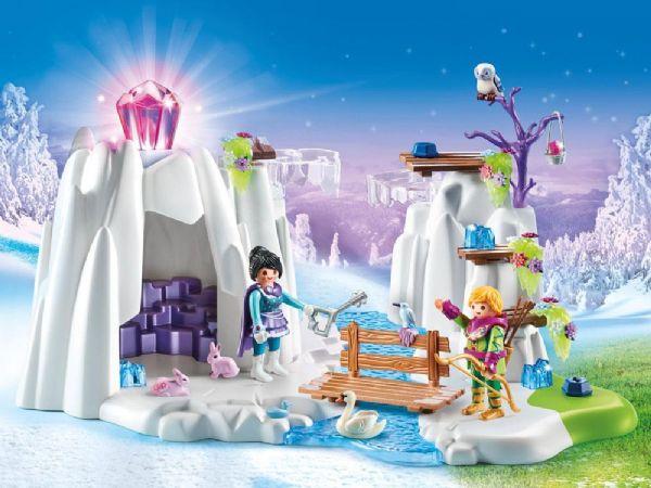 Image of Søg efter Kærlighedskrystaldiamanten - Playmobil Magic 9470 (13-009470)