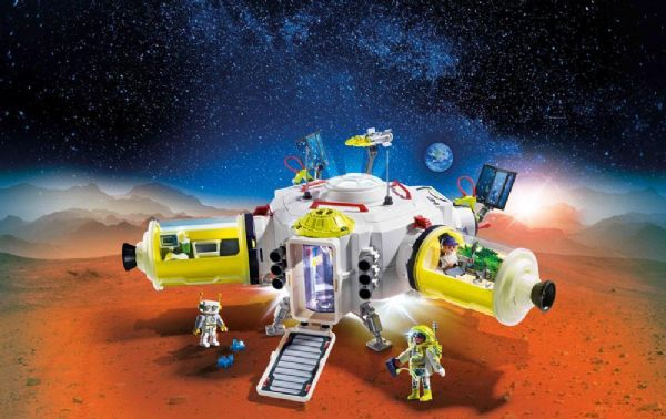 playmobil – Mars station - playmobil space 9487 på eurotoys