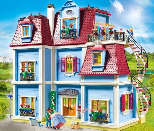 Image of   Mit store dukkehus - Playmobil Dukkehus 70205