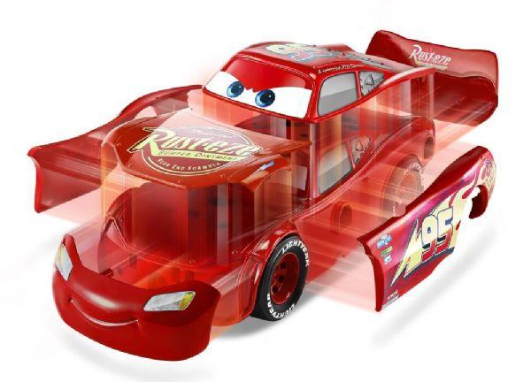 Image of Lynet McQueen Change and Race 3 i 1 bil - Cars 3 Biler FCV95 (140-0FCV95)