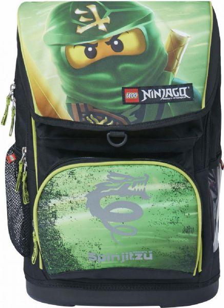 Image of LEGO Ninjago Lloyd Garmadon Maxi Skolet - LEGO Bags Skoletaske 20013-1807 (142-131807)