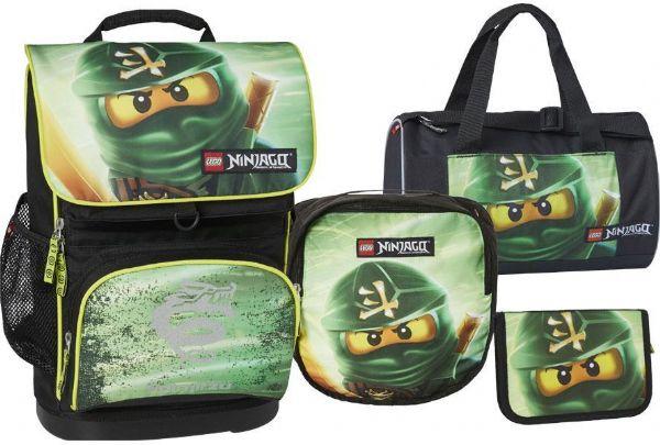 258c8604b92 Image of LEGO Ninjago Lloyd Garmadon Skoletaske - LEGO Bags Skoletaske  20097-1807 (142