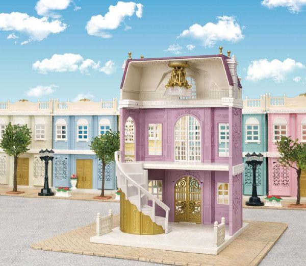 Image of   Elegant byvilla - Sylvanian Families Town 5365