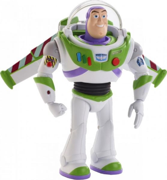 Image of Super Action Buzz Lightyear 17 cm - Toy Story 4 GGH45 (163-0GGH45)