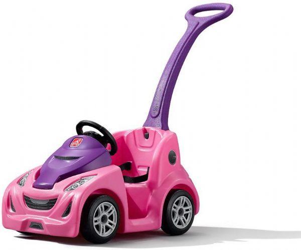 Billede af Step2 Buggy GT skubbe Bil pink - Step2 Trækvogne 775699