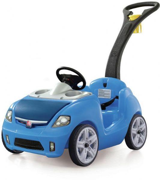 Image of   Whisper II Buggy blå - Step2 Gå biler 823093