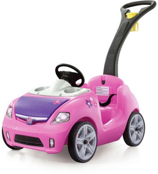 Image of   Whisper II Buggy pink - Step2 Gå biler 824298