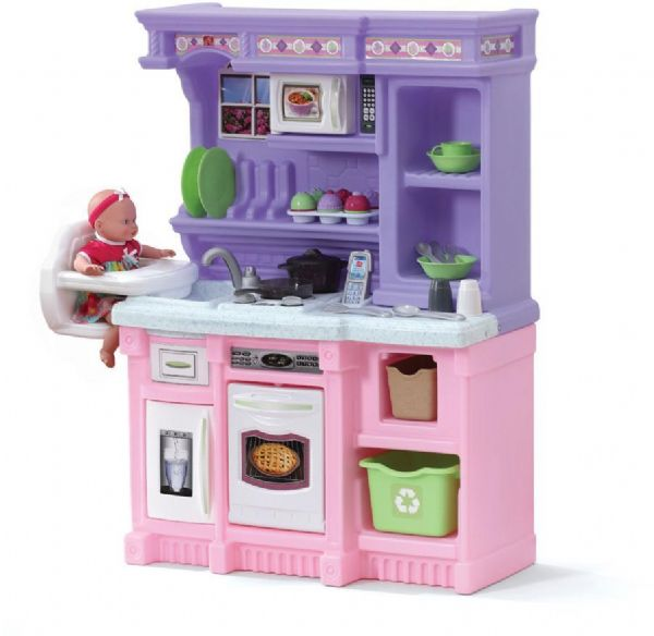 Image of   Det lille bager Køkken - Step2 Køkkener 825196