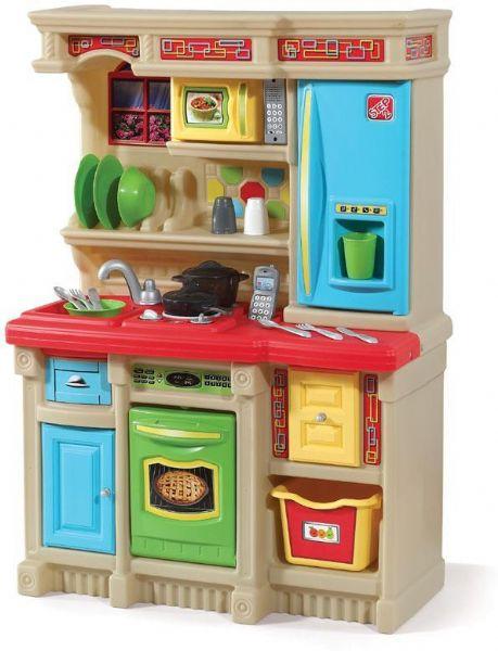 Image of   LifeStyle Køkken farverigt - Step2 Køkkener 834891