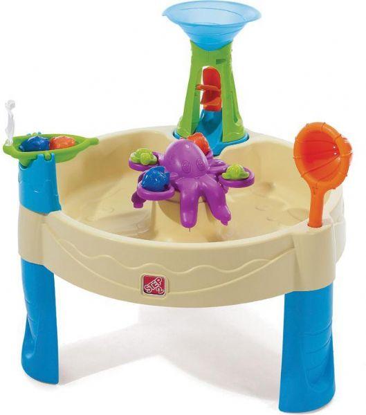 Image of   Blæksprutte Legebord til vand - Step2 Legebord til vand og sand 840199