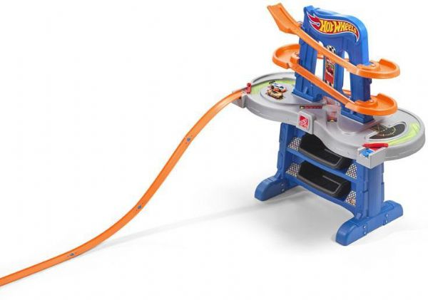 Image of Hot Wheels Road Rally Racerbane - Step2 Legebord 874392 (191-874392)