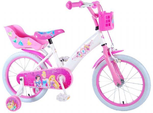 Image of Disney Princess Børnecykel 16 tommer - Disney Princess børnecykel 994418 (199-994418)