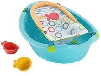 fisher price Rinse n grow tub - fisher price babylegetøj chr13 fra eurotoys