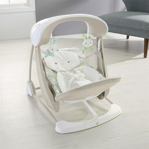 Image of Take-Along Swing og Seat - Fisher Price babylegetøj DKD86 (20-0DKD86)