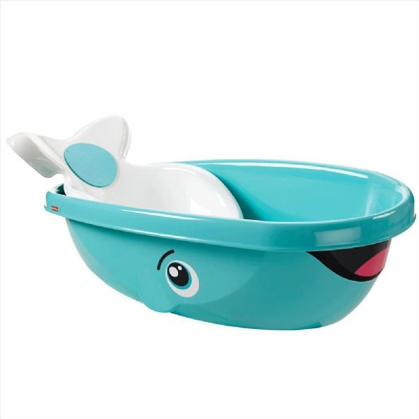 Image of Whale of a Tub - Fisher Price babylegetøj DRF23 (20-0DRF23)