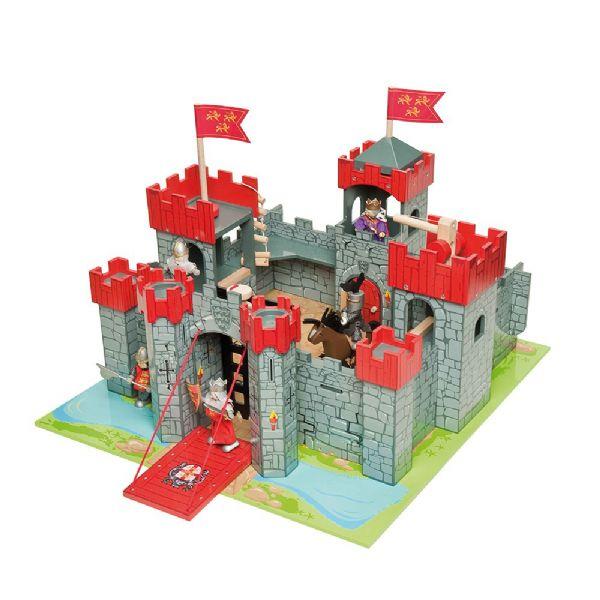 Løvehjerte slottet - le toy van lionheart 341243 fra le toy van på eurotoys