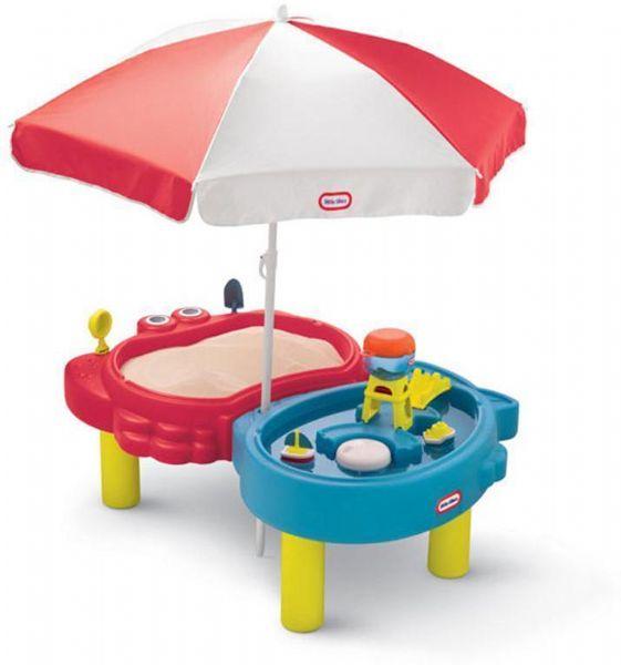 Image of Sand og vand legebord - Little Tikes 401L00 Sandkasser (21-000401L)