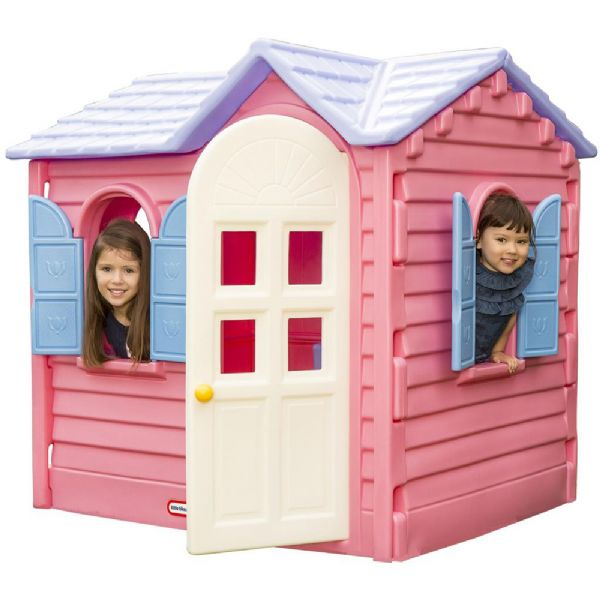 Image of   Legehus Country Pink - Little Tikes Legehuse 440r