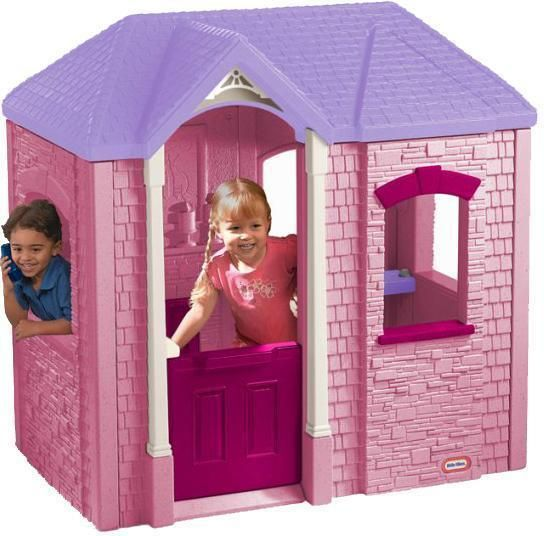 Image of   Legehus Pink - Little Tikes Legehuse 172496