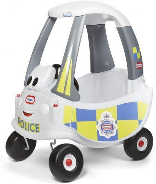 Image of   Police Coupe Gåbil - Little Tikes gåbiler 173790
